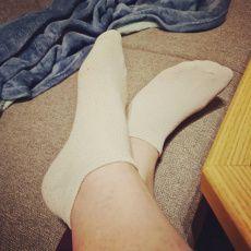 Socken mit besonderen Duft  ;)