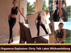 Orgasmus Explosion: Dirty Talk