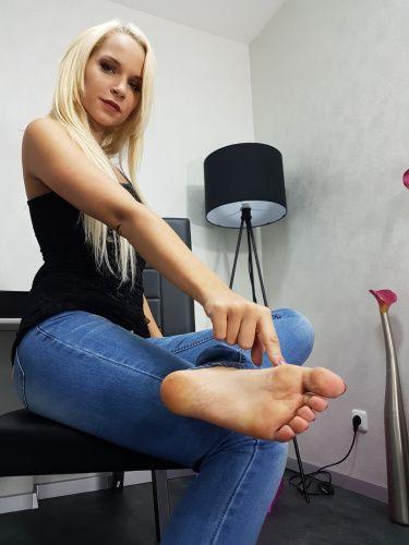 Fußdiener