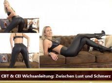 CBT & CEI Wichsanleitung: Zwis