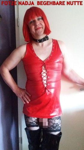 Sissy-Fotze sucht Zuhälterin strenge Herrin | Private
