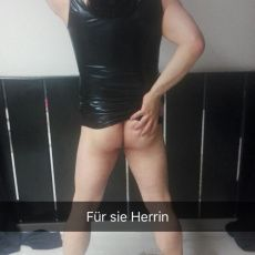 Real Sklave sucht real. Herrin
